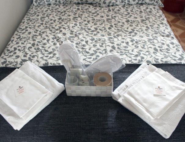 kit di cortesia affittacamere a Gubbio