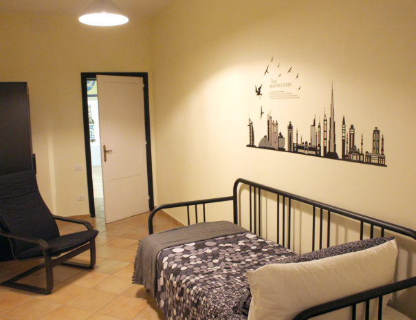 Affitta camere a Gubbio, la sosta navarra