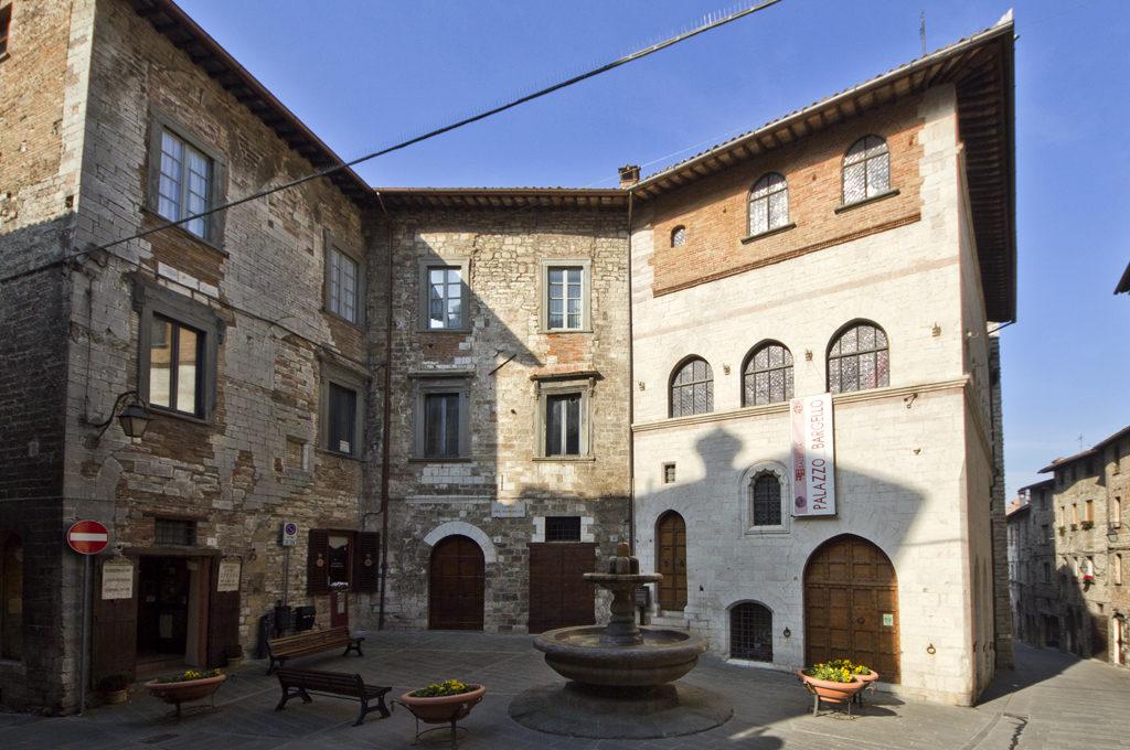 Fontana dei matti di Gubbio