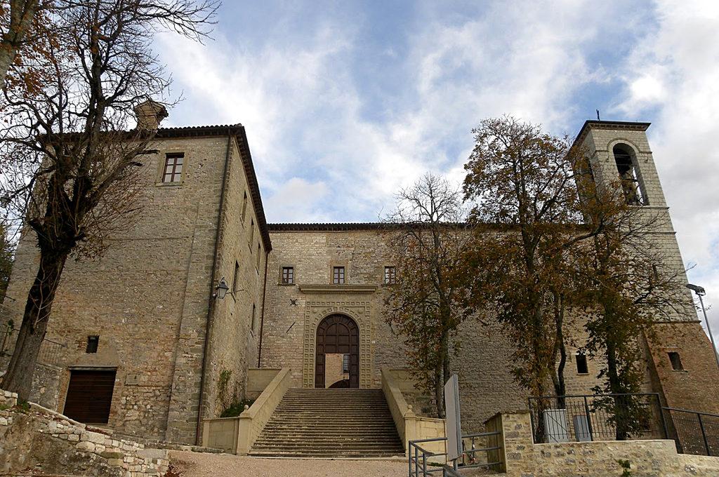 Basilica di Sant'Ubaldo, Cerei di Gubbio